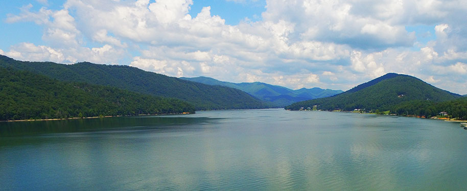 Lake Watauga is a natural resource for residents and visitors