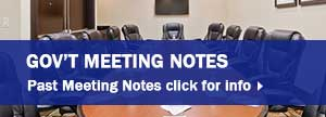 Government Meeting Notes